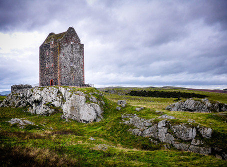 Smailholm Tower | Border Reivers