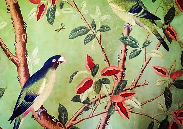 Chinese wallpaper, Abbotsford House