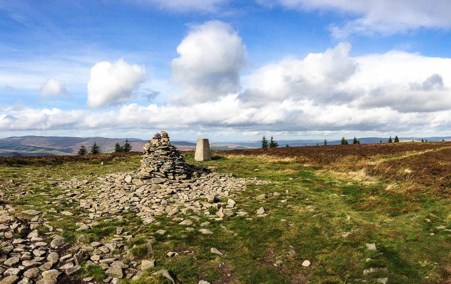 The Minch Moor, Scottish Borders