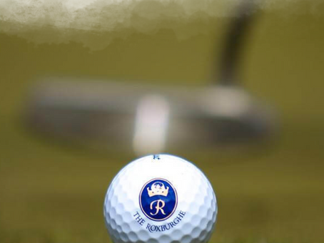 The Roxburghe | Championship golf course
