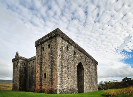 Hermitage Castle   Newcastelton