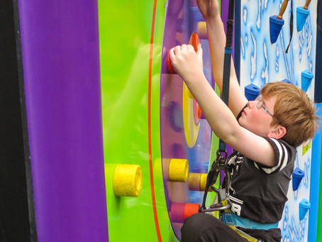 Edinburgh International Climbing Arena | Ratho