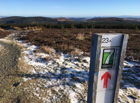 Innerleithen | 7 Stanes Mountain Bike Trails
