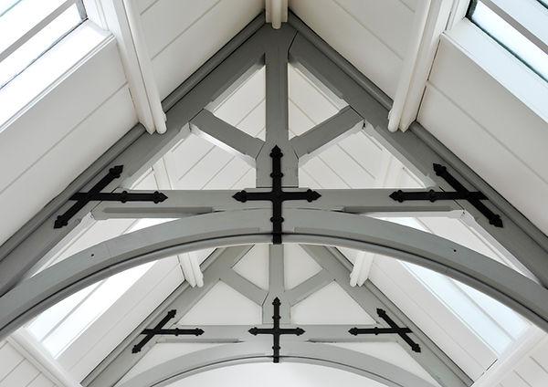 Billiard room, The Five Turrets, Selkirk