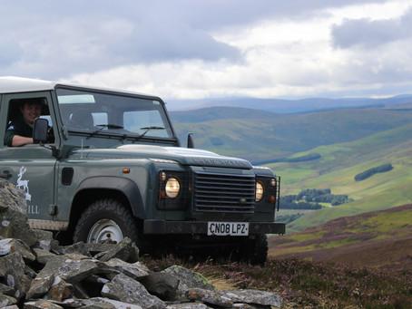 Land Rover Safari | Bowhill, Selkirk
