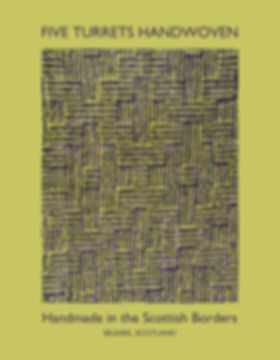 Five Turrets Handwoven Poster