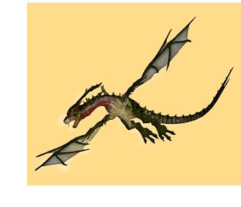 Dragon Tearz Energy Dragon