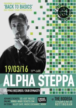 ALPHA STEPPA WEB