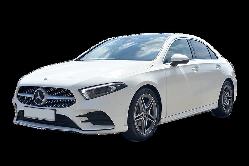 Mercedes-Benz A-Class Saloon A200 AMG Line Premium Plus (A)
