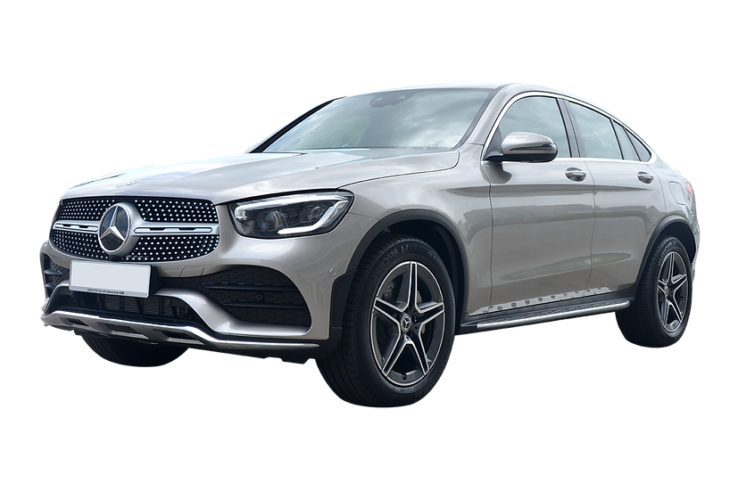 Mercedes-Benz GLC-Class Coupe Mild Hybrid GLC300 AMG Line Premium Plus 4MATIC (