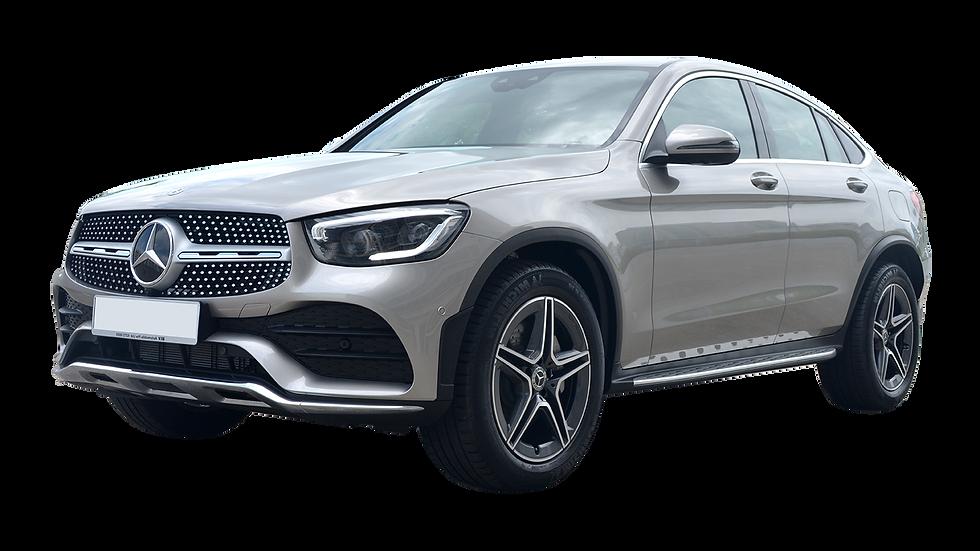 Mercedes-Benz GLC-Class Coupe Mild Hybrid GLC300 AMG Line Premium Plus 4MATIC (