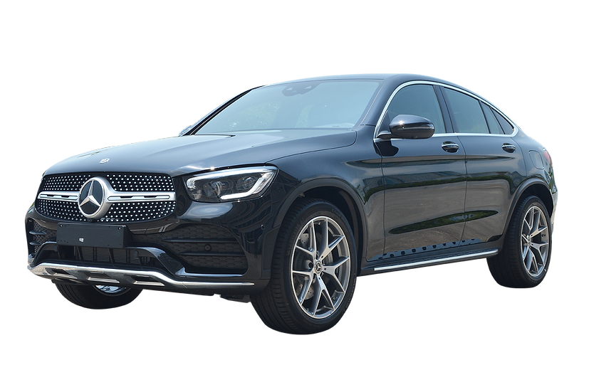 Mercedes-Benz GLC-Class Coupe Mild Hybrid GLC300 AMG Line Premium Plus 4