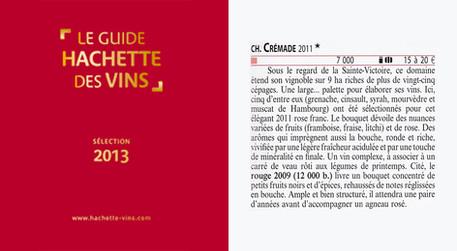 Guide Hachette 2013
