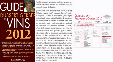 Guide Dussert-Gerber 2012
