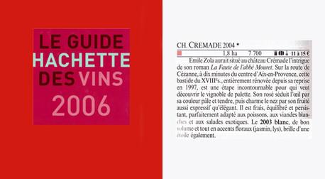 Guide Hachette 2006