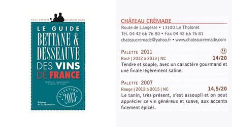 Guide Bettane & Desseauve 2013