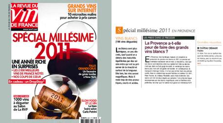 La Revue du Vin de France 2011