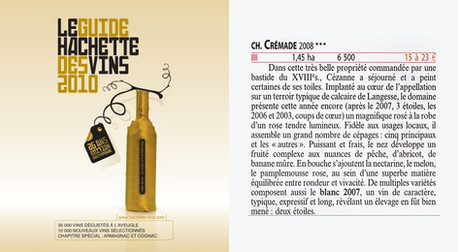 Guide Hachette 2010