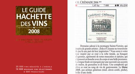 Guide Hachette 2008