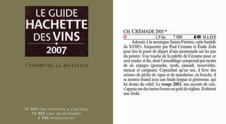 Guide Hachette 2007