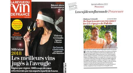 La Revue du Vin de France 2018