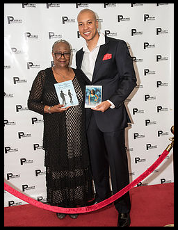 Vincent and Author Gwendolyn P Honore.pn
