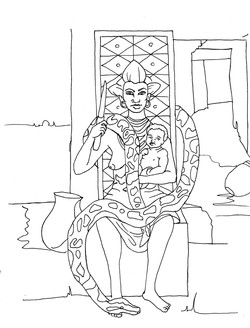 Ala Coloring Page