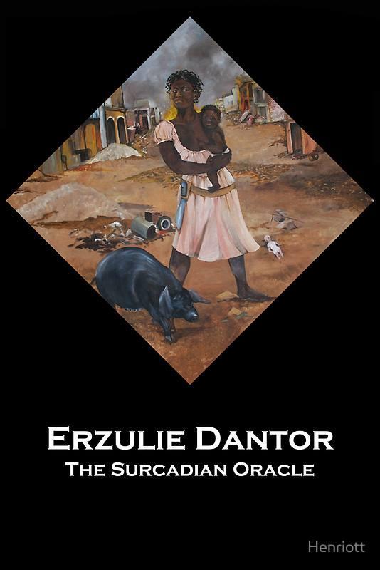 Erzuli poster
