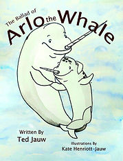 The Ballad of Arlo the Whale Cover for K