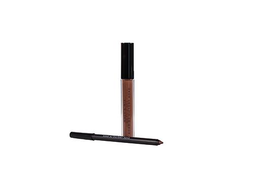 Tristan Lipstick/Lip-Liner Set