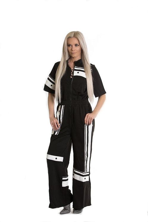 Shortsleeve Jumpsuit