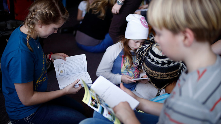 Visiting Artist Harmony School