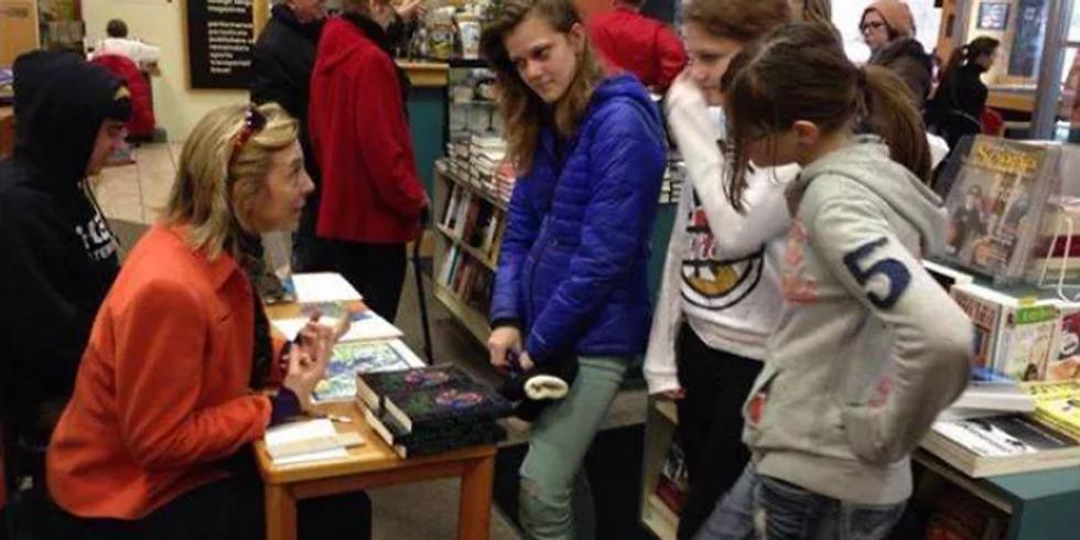 K.H. Brower Book Signing