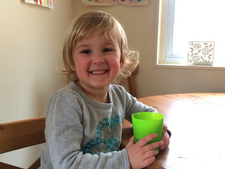 Green Cup Moments: A Lesson in Attraction and Aversion