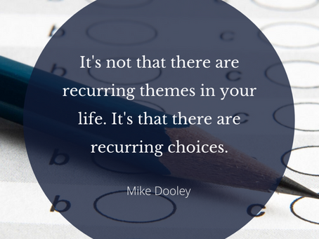 Recurring Choices