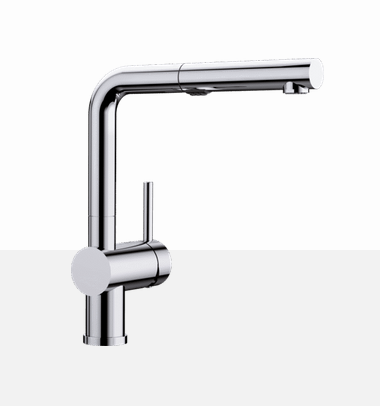 Blanco Posh 403827 Stainless Kitchen Faucet - Robinet Cuisine