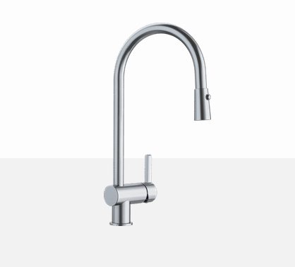 Blanco RITA 401461 Stainless Kitchen Faucet - Robinet Cuisine