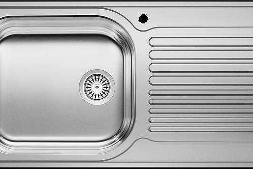 Blanco 400795 Tipo XL 6S Topmount Single Kitchen Sink Drainboard Montreal