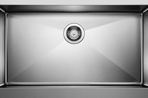Blanco 401868 Quatrus Super Single Kitchen Sink Farmhouse Montreal Canada