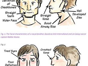 Mouth Breathing Vs. Nasal Breathing