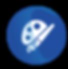 ikon oppsett og design