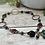 Thumbnail: Antique Copper and Malachite Bracelet
