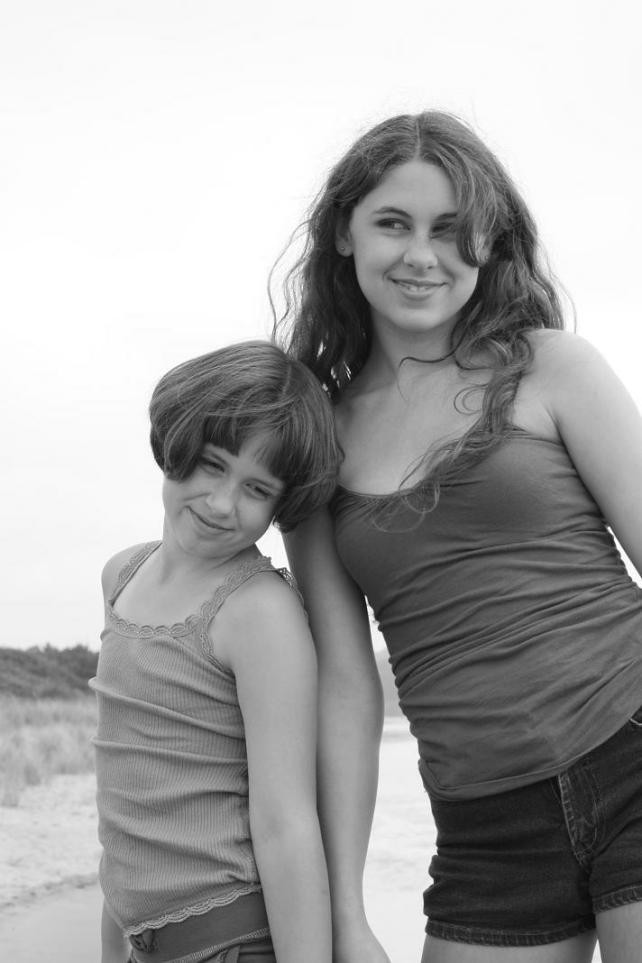 Natalie and Chloe