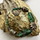Thumbnail: Vintage (Teal) Beaded Bracelet