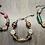 Thumbnail: Vintage Beaded Bracelet (Brown)