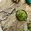 Thumbnail: Large Foil Lampwork Keychains