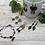 Thumbnail: Antique Copper and Malachite Bracelet