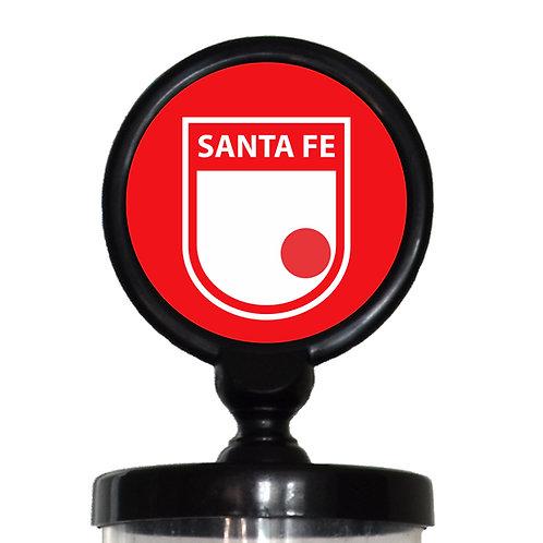 Torrebebidas Jirafa Independiente Santa Fe