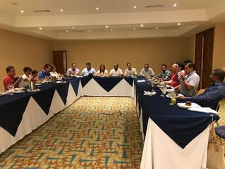 Reunión del Sindicato Colombiano de Cirujanos Plásticos en Barranquilla y Santa Marta