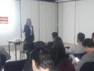 El Sindicato Colombiano de Cirujanos Plásticos estuvo trabajando en Bogotá